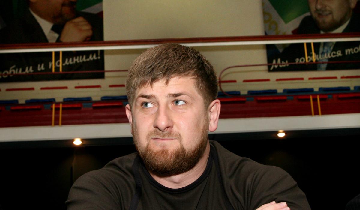 R.Kadyrov. Gudermes,Chechnya.