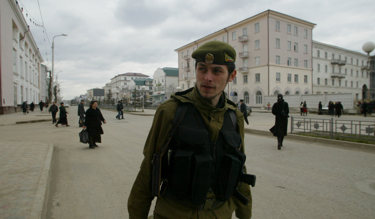 Grozny,Chechnya.